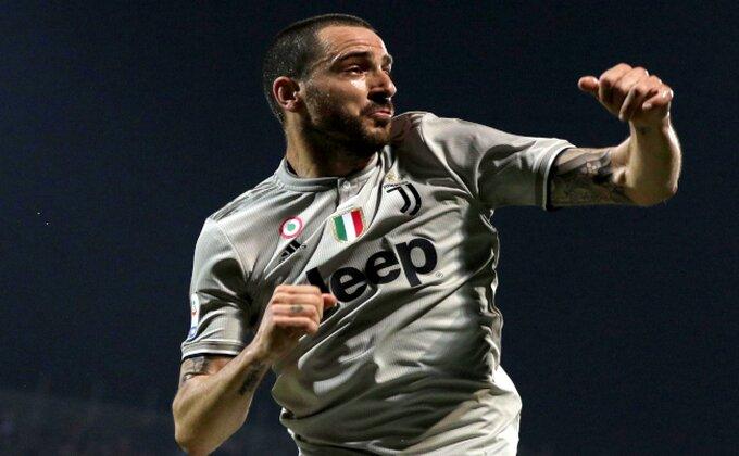 Bruka u Juventusu - Ovako se ne ponaša kapiten!