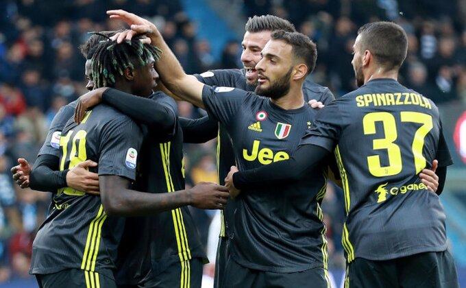 Juventus dobio čestitku vrednu pažnje!