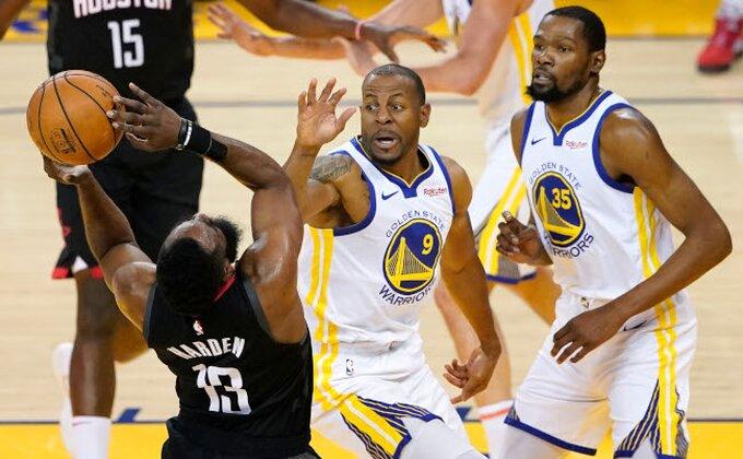 NBA - Voriorsi na krilima Durenta bolji od Hjustona!