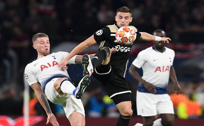 Roma - Ako neće Tobi, napad na štopera Juventusa?