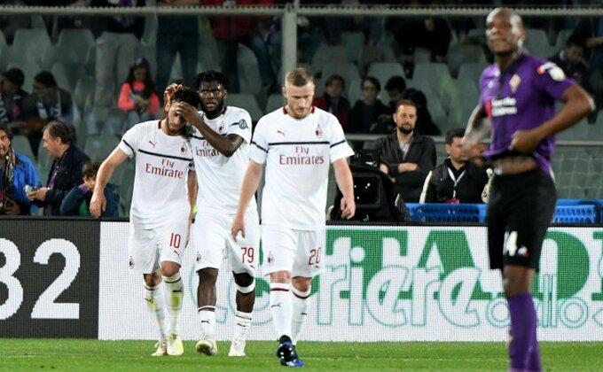 Serija A - Milanova nada i dalje traje, očajnoj Fiorentini ne pomaže ni Vlahović!