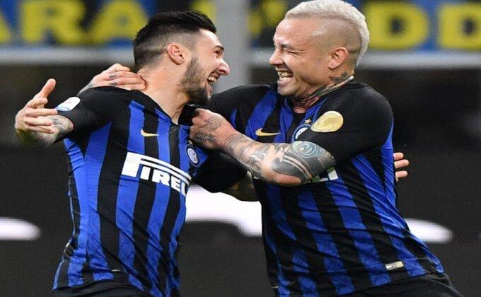 Posle drame, sad je sve još slađe - Počelo veliko slavlje navijača Intera!