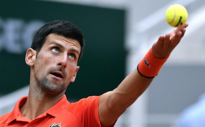 """Novak pred polufinale RG: """"Kažu da će biti oblačno, to mi odgovara..."""""""