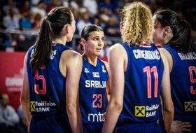 Tri od tri, Srbija u četvrtfinalu Evropskog prvenstva