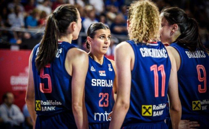 Srpske košarkašice motivisane pred Litvaniju