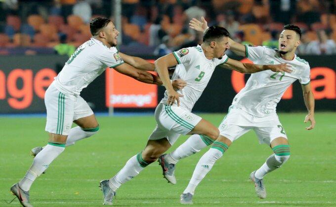 """KAN - Sudija """"ojadio"""" Manea i drugove, Alžir je novi prvak Afrike!"""