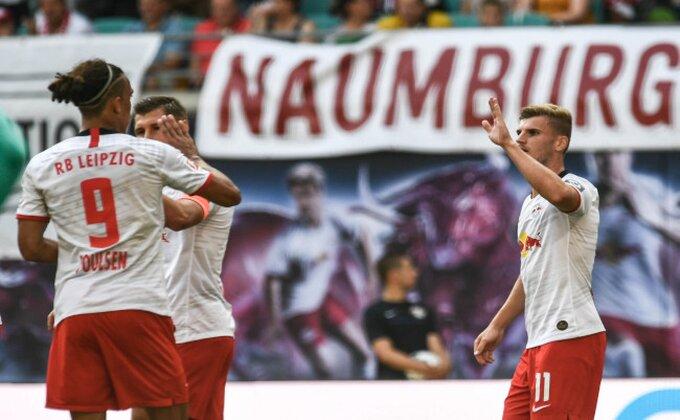 """Bundesliga - Tandem Verner-Poulsen dao krila """"bikovima"""", upisao se i Joveljić, ali ne na semaforu..."""