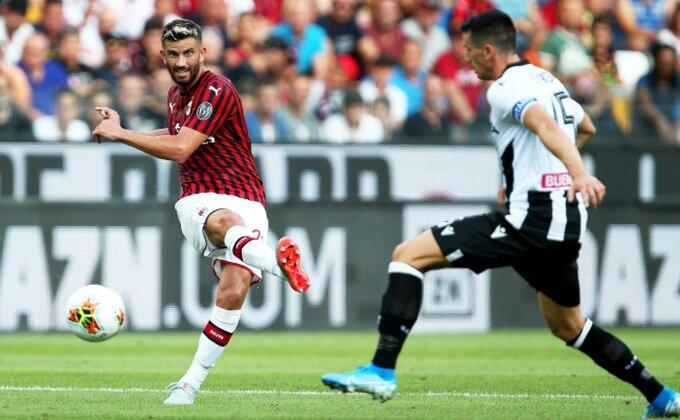 """Peh za """"Rosonere"""", defanzivac mora na operaciju, odigrao svoju poslednju utakmicu u klubu?"""