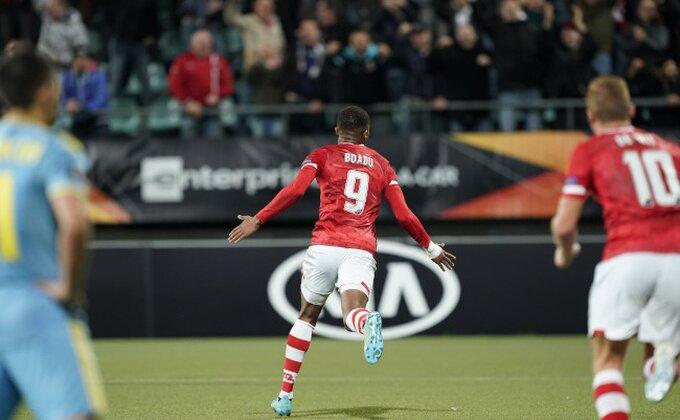 Nema kraja zastrašujućoj formi AZ Alkmara, peta utakmica za 21:0!