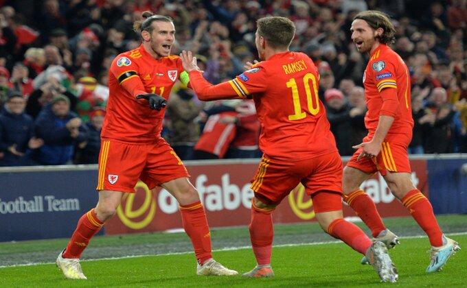 "EURO 2020 (kval) - Remzijevo ""prokletstvo""? Nikog nije briga, Vels ide na Evropsko prvenstvo! Novi šou Gnabrija, Vajnaldum delio fudbalske i ljudske lekcije!"