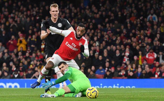 PL - Bruka, Brajton nadigrao Arsenal i odneo bodove sa Emirejtsa!