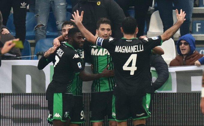 Đuričić zadaje muke Juventusu!