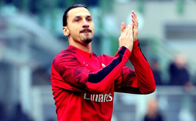 """Ibra """"iZ back"""" - Za napadača Milana ne važe pravila, napustio karantin"""