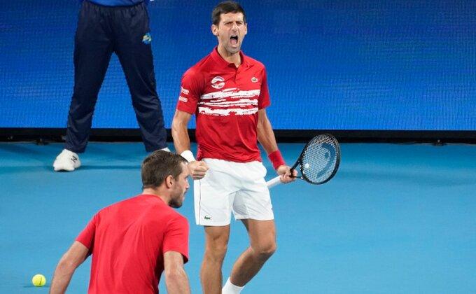 Novak i Viktor nerešiva enigma za Špance, Srbija osvojila ATP kup!