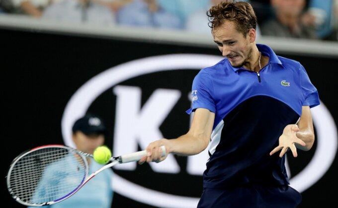 Pobedili Novaka i Rafu, pa odigrali sjajno finale - Medvedevu titula!