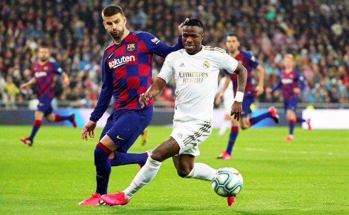 Primera - Barsi pripalo prvo poluvreme, Realu čitav El Klasiko, loša vest za Jovića!