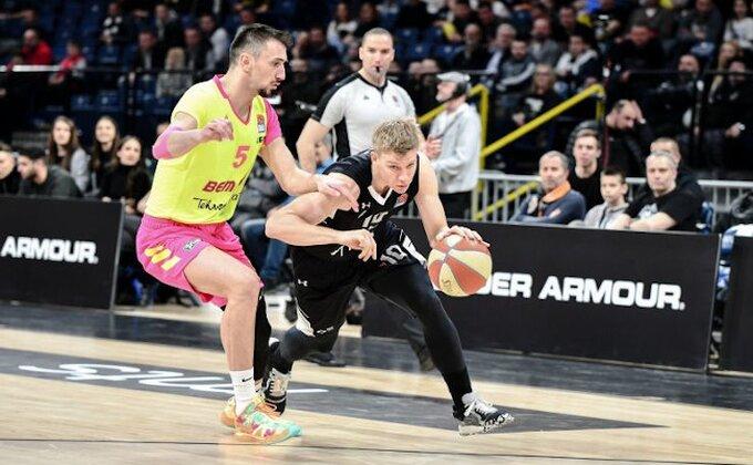 "ABA - Partizanova ""stotka"" protiv Mege, u plej-of sa prvog mesta!"