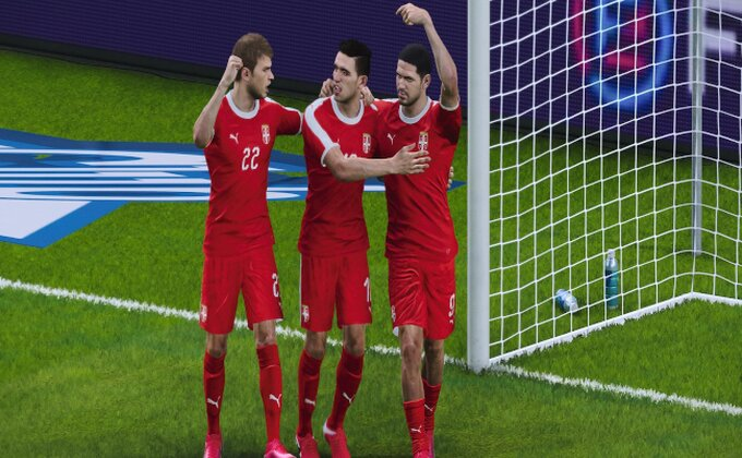 Srbija nerešeno protiv Hrvatske, i dalje na prvom mestu!