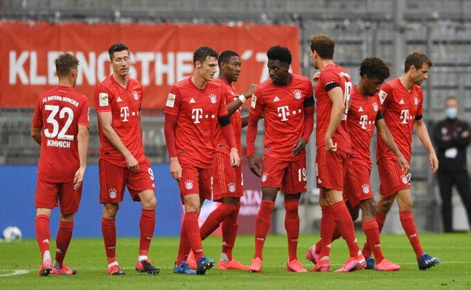 Bundesliga - Bajern silan, Srbi promašivali, Hintereger pogađao na sve strane!