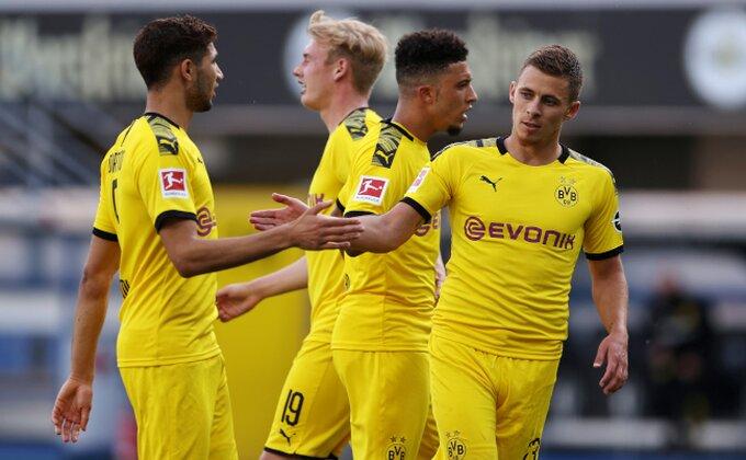 Bundesliga - Dortmund može i bez Halanda, Paderborn pregažen za 45 minuta!
