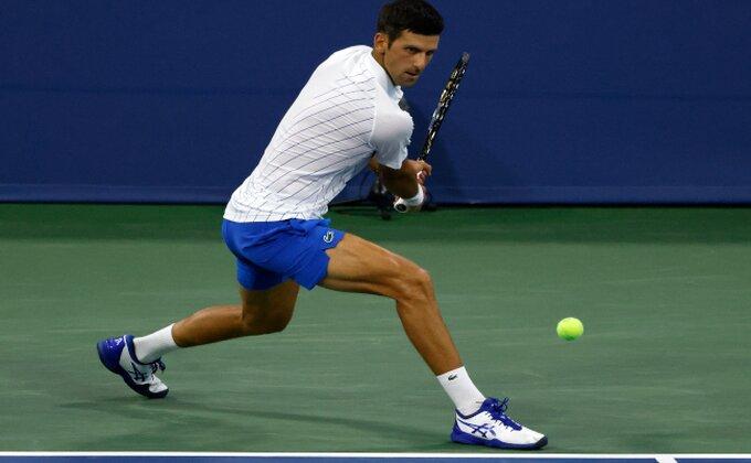 """Novak o protivniku: """"Nije mu bio dan za servis"""""""