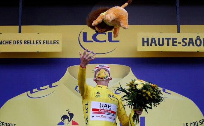 Preokret na Tur d Fransu, Pogačar preuzeo žutu majicu!