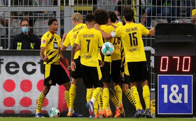 Bundesliga - Neustrašivi Haland nastavio teror, Dortmund siguran u duelu dve Borusije!