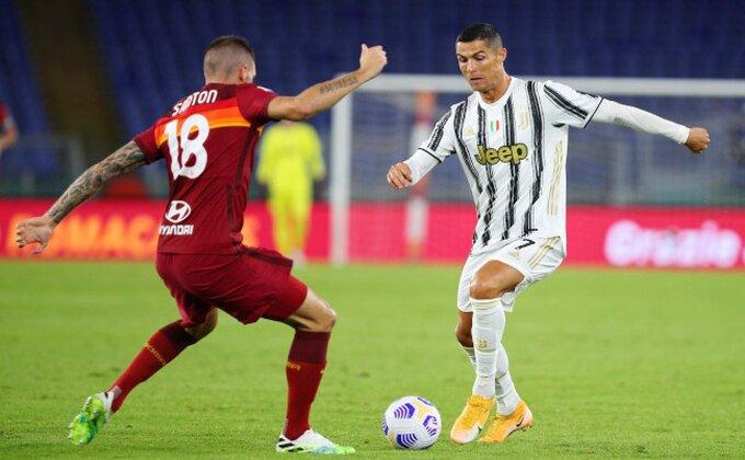 """Serija A - Ronaldo spasio Juventus u Rimu, """"vučica"""" ne može ni sa igračem više!"""