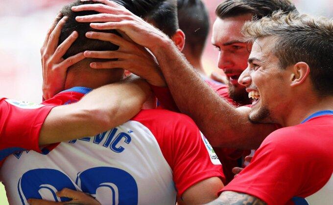 Uzalud Đurđevićevi golovi, Sporting prokockao veliku prednost!
