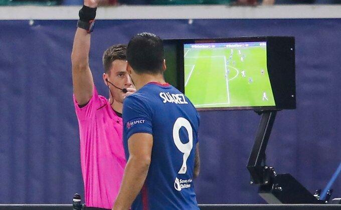Niko u istoriji zbog ovoga nije dobio žuti, osim Luisa Suareza!