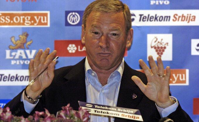 """Predvodi ih bivši selektor Srbije i žele kao takozvano Kosovo: """"Hoćemo u FIFA i UEFA!"""""""