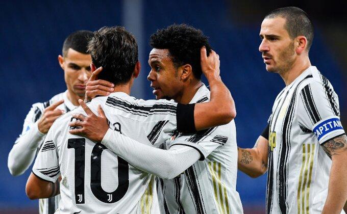 Vraća se stub odbrane, Juventus jači za defanzivca