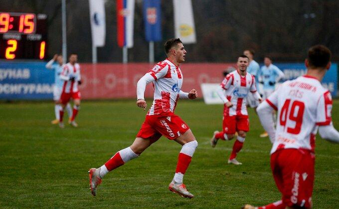 Kup Srbije - Zvezda se namučila na Banjici, agoniju prekinuo Krstović!