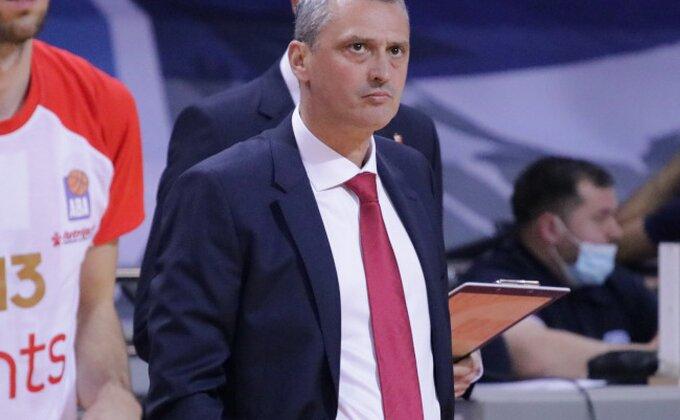 Radonjić nikad kraći, objasnio Zvezdin poraz u samo tri rečenice!