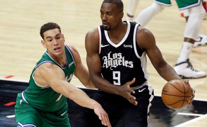 """NBA - Bobi i Dončić ušli u istoriju, Klipersi osramoćeni u """"Stejlps centru""""!"""