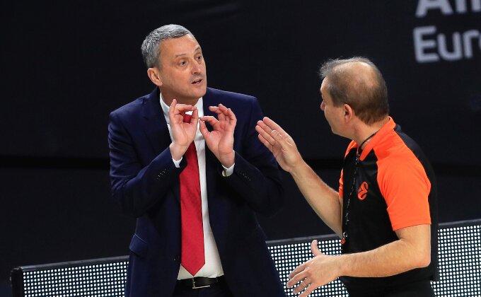 Radonjić pred Barsu priziva koncentraciju svojih igrača