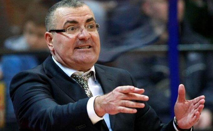 "Repeša: ""Zasluženo smo pobedili Partizan"""