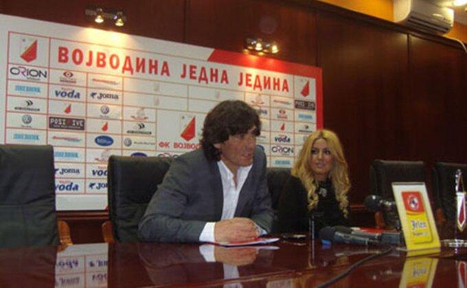 Bivši fudbaler Partizana i trener Vojvodine preuzeo ekipu s Kosova