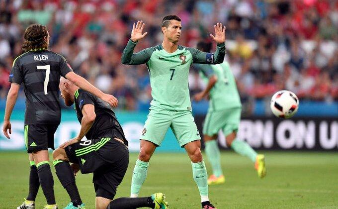 Kakav šok! Portugalci vode 2:0, čudesni Ronaldo se izjednačio sa Platinijem!