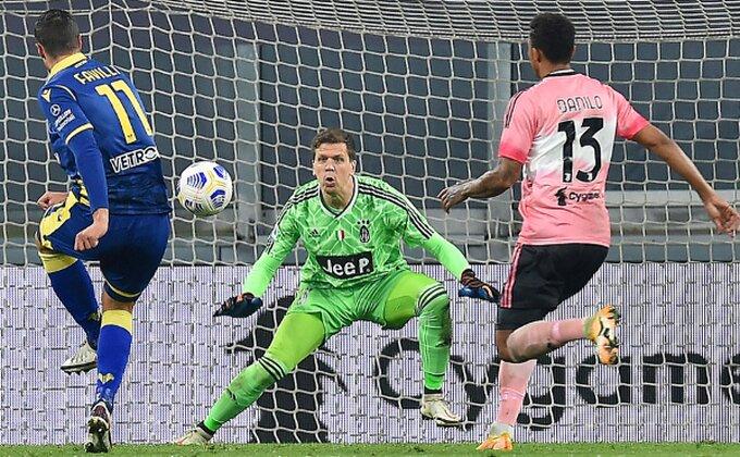 Novi kiks Juventusa i to nije jedina loša vest za Pirla!