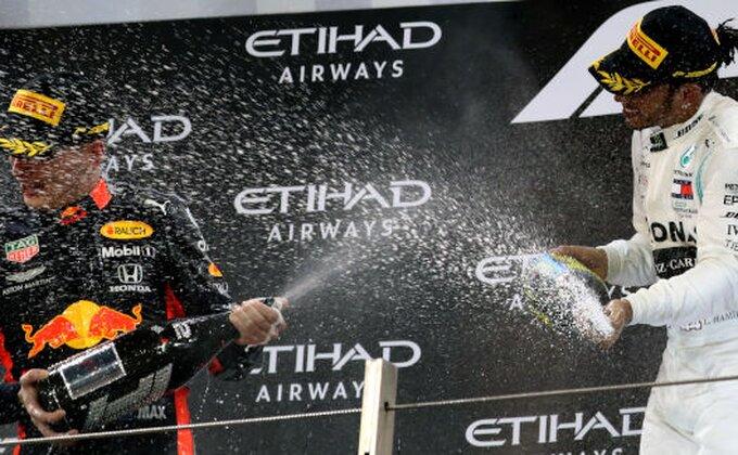 Velika promena u F1, zaboravite na polivanje šampanjcem