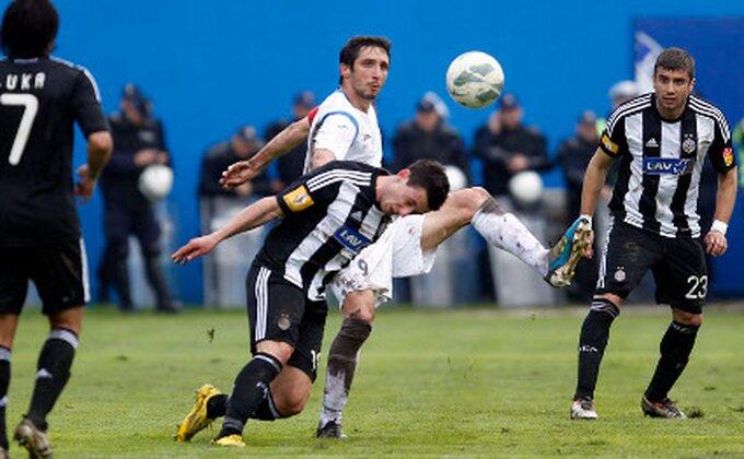 Partizan pravi 'hajdučki' napad?