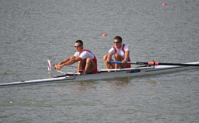 Vasić i Đerić osvojili bronzu na SP u Otenšajmu