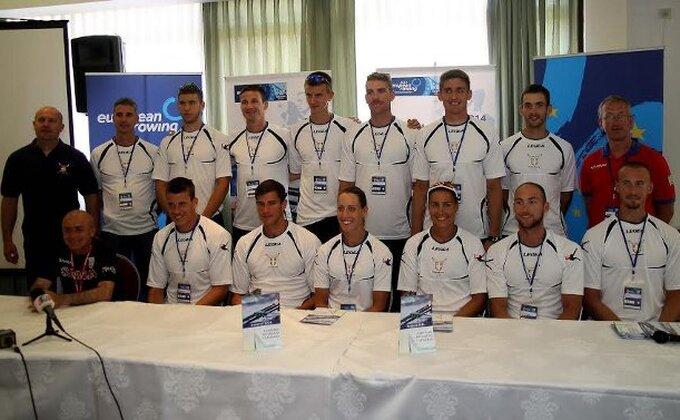 Počinje Evropsko prvenstvo! Srpski veslači - srećno vam bilo!