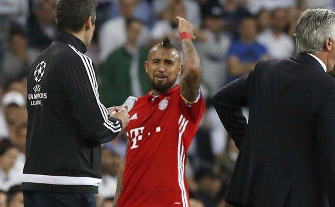Vidal je preterao, ovako je nazvao fudbalere Real Madrida!