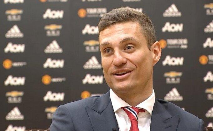 Vidić ponovo obukao dres Junajteda i odmah dao gol!