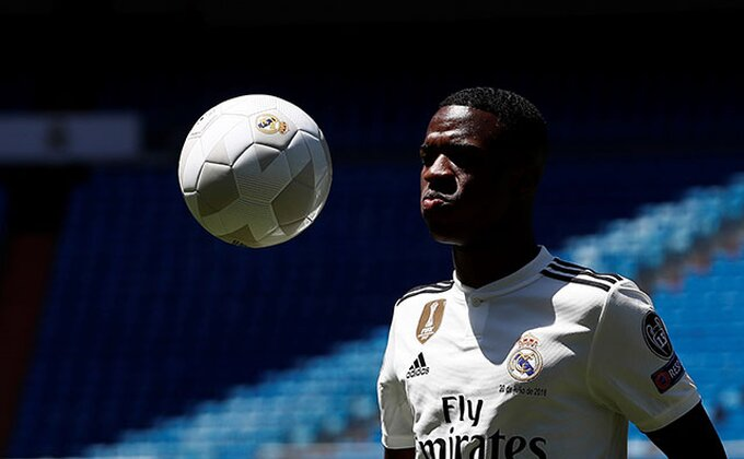 Supertalentovani Vinisijus odlazi iz Reala, razlog je legendarni napadač kluba iz Madrida?