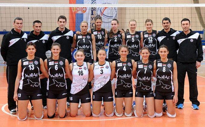 Odbojkašice - Nestao Partizan, ostala Vizura!