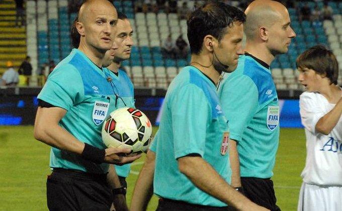 Da li je Glođović pogrešio što nije dosudio penal za Partizan?