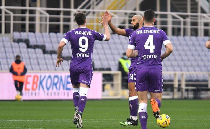 Ronaldo video majstoriju Vlahovića, vodi Fiorentina od starta!